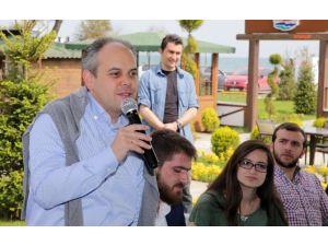Süper Ligi Garantileyen Osmanlıspor'u Tebrik Etti