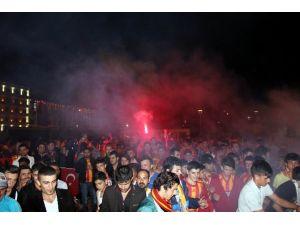 Kayseri'de Şampiyonluk Coşkusu