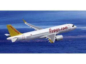 Bodrum-londra Uçağı İzmir'e İndi