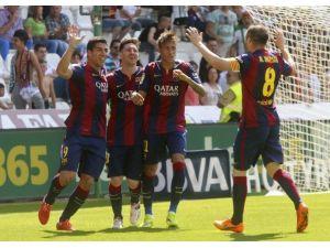Barca'ya 3 Yıldızından 115 Gollük Katkı