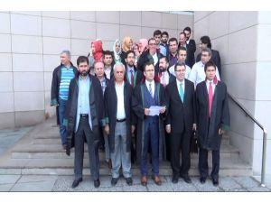 Mursi'ye Avukatlardan Destek