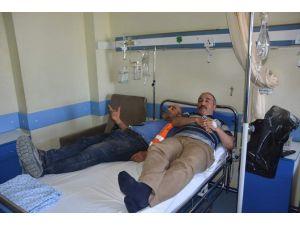 Hastaneye Başvuranların Sayısı 40'a Yükseldi