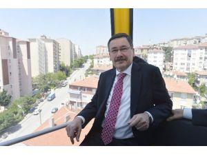 Gökçek: Ankaragücü'ne Sahip Çıkacağız