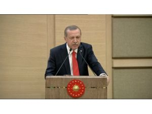 Erdoğan Gençleri Ağırladı