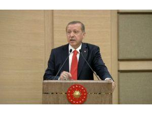 Erdoğan: İnancımızdan Kopartmaya Çalıştılar