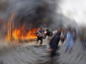 Afganistan'da Patlama: 5 Ölü 40 Yaralı