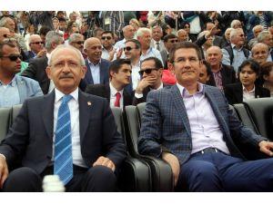 Kılıçdaroğlu Ve Bakan Birlikte Katıldı