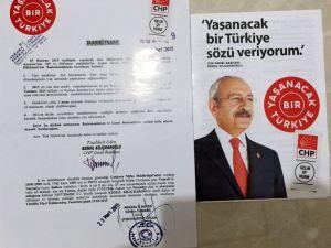 Kılıçdaroğlu Evlere Noter Tasdikli Vaat Gönderiyor