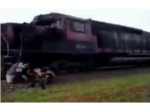 'Trenli Fotoğraf' Sevdası Faciayla Neticeleniyordu