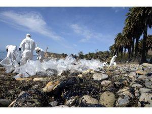 California'da Olağan Üstü Hal İlan Edildi