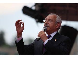 Kılıçdaroğlu: Refahı Tabana Yayacağız