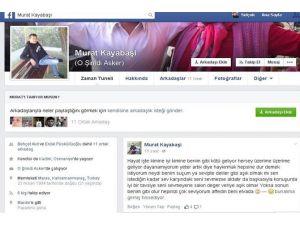 İntihar Notunu Facebok'ta Paylaşan Asker Ölü Bulundu