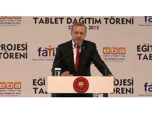 Erdoğan: 'Eğitim Kimsenin Tekelinde Değildir'