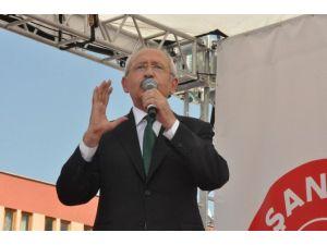 Kılıçdaroğlu Suriyeliler Üzerinden Hükümeti Eleştirdi