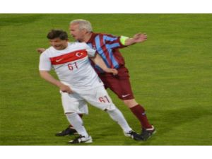 Davutoğlu'ndan Gol Şov ! Hat-trick Yaptı