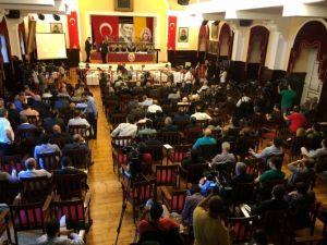 Galatasaray Kongresinde Oy Sayımı Başladı