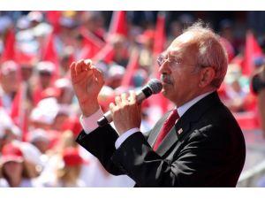 Kılıçdaroğlu: Bu Ülkede Hiç Kimse Asılmayacak
