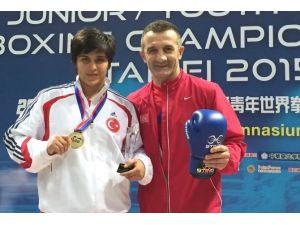 Busenaz Dünya Şampiyonu