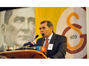Dursun Özbek: Var Gücümüzle Çalışacağız