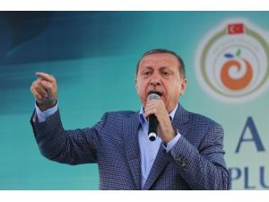 Erdoğan: Oraya Gidip Konuşacağım