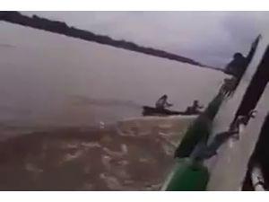 Amazon'un Korkusuz Çocukları