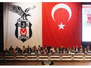 Beşiktaş Kongresinde Gerginlik