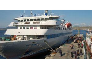 Mavi Marmara'da Keşif Başladı
