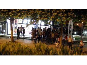 Bursa'da Galatasaray - Bursaspor Gerginliği