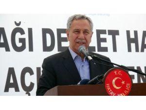 Türkiye'yi Vahaya Benzetti