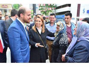 Bilal Erdoğan'a Yoğun İlgi