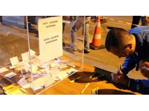 Renault'da Demokratik Seçim Yarıda Kaldı