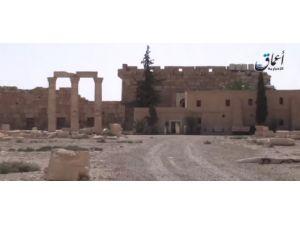 Antik Palmira Kenti Şimdilik Zarar Görmedi