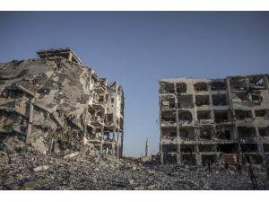 Gazze'ye Yardımlar Aralıksız Sürüyor