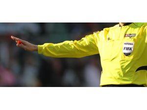 Play-off Maçlarının Hakemleri Açıklandı