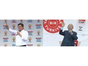 İki Lider İki Miting