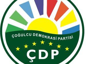 Çdp Bağımsız Adaylarla Seçime Giriyor