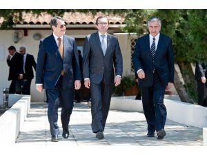 Kıbrıs'ta İkinci Görüşme Başladı