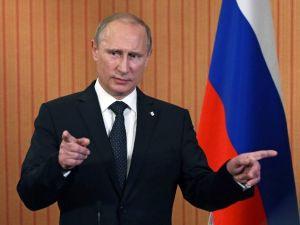 Putin'den Abd'ye Fıfa Suçlaması