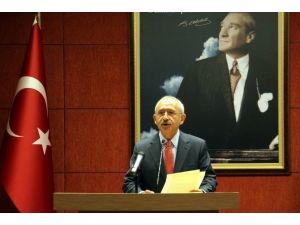 Kılıçdaroğlu: Işid'i Savunmadık