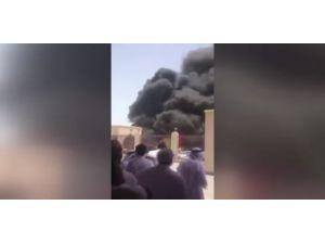 Suudi Arabistan'da Şii Camisine İntihar Saldırısı