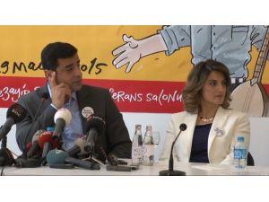 Demirtaş'tan Mit Tır'ları Açıklaması