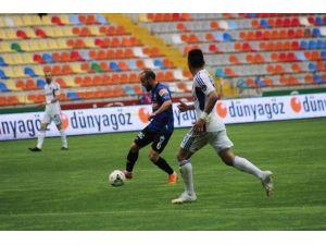 Erciyesspor, Kardemir Karabükspor'u Mağlup Etti