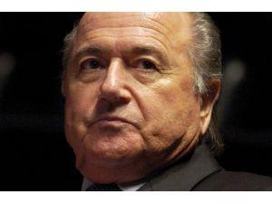 Fıfa Başkanı Yeniden Sepp Blatter
