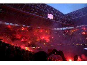Galatasaray'ın Şampiyonluk Kutlamaları Devam Ediyor