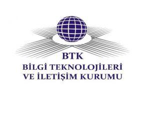 Btk'da Yeni Dönem