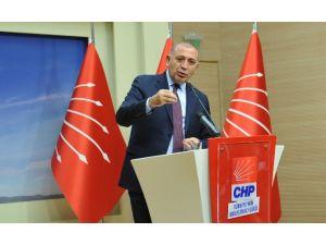 Chp Cumhurbaşkanı Erdoğan'ın Restini Göremedi