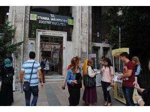 Üniversitelere 'Seçim' Tatili