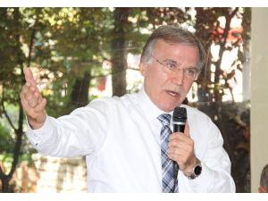 Şahin: Bahçeli Ak Parti'ye Oy Vermeli