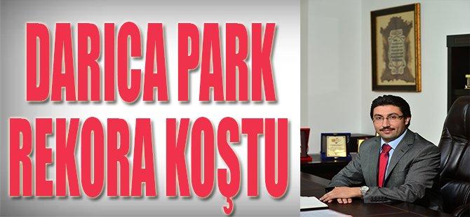DARICA PARK REKORA KOŞTU