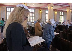 Musevi Cemaati Türkiye İçin Dua Etti